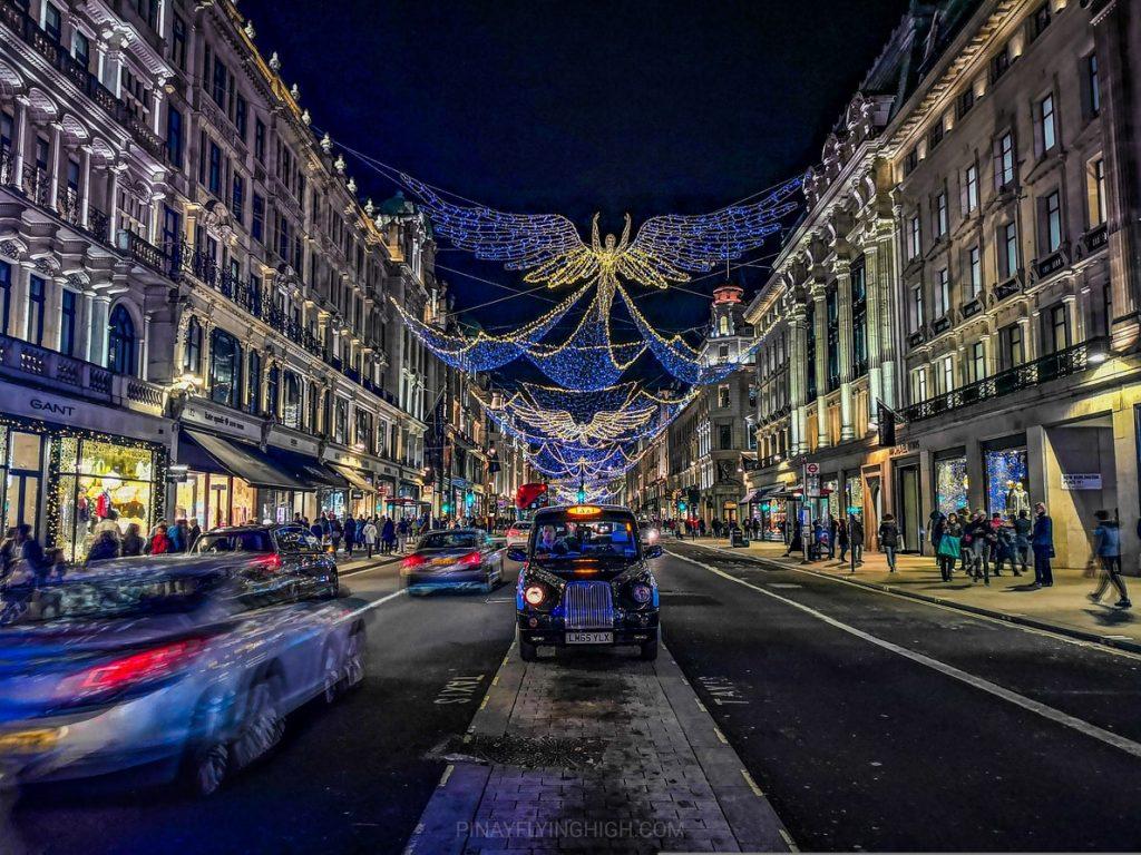 Regent Street, London