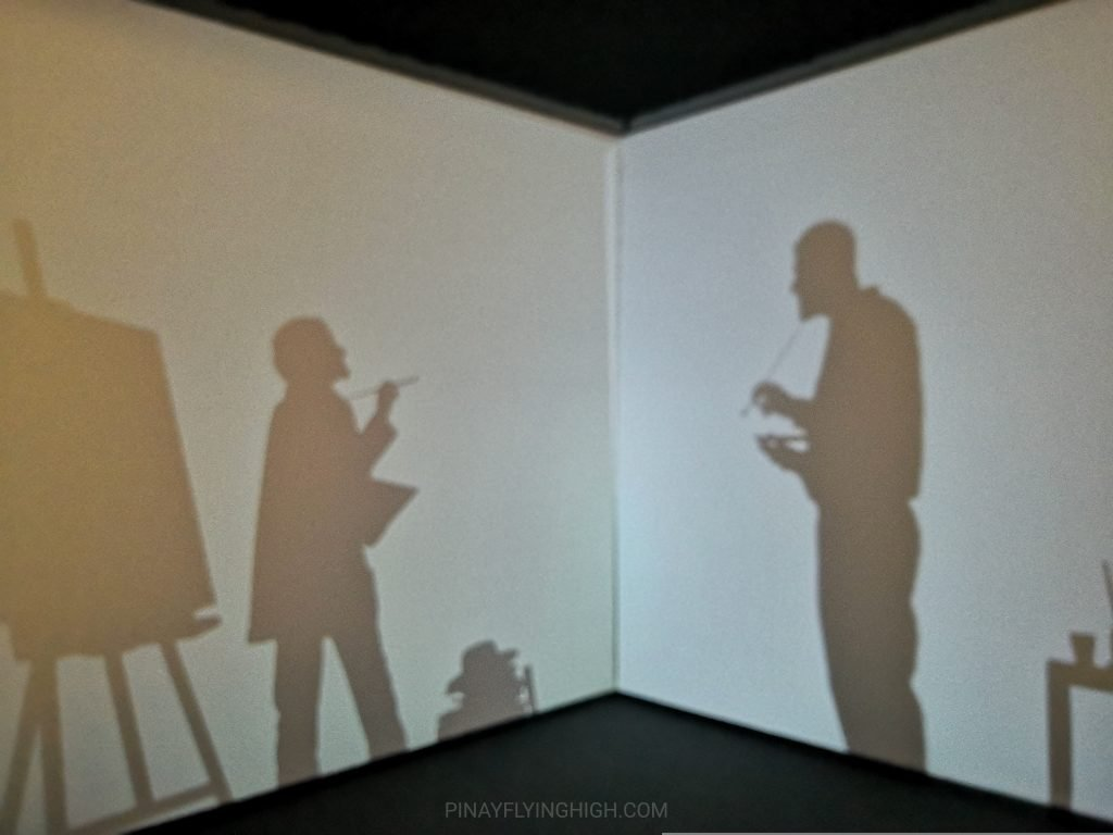 shadow play of van gogh and gaugin's friendship meet vincent van gogh experience