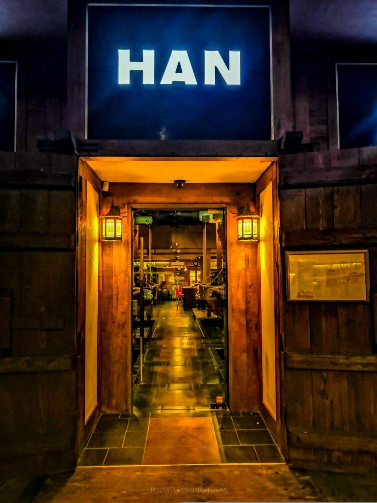 Han Bar Karaoke & Restaurant, New Malden, London
