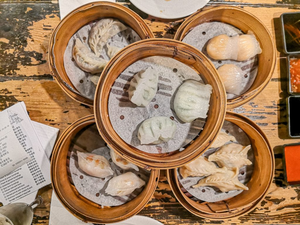 Leong's Legend Bottomless Dimsum
