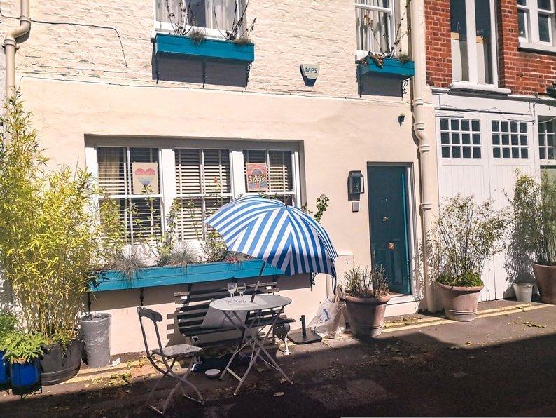 Kinnerton Street, Belgravia, London