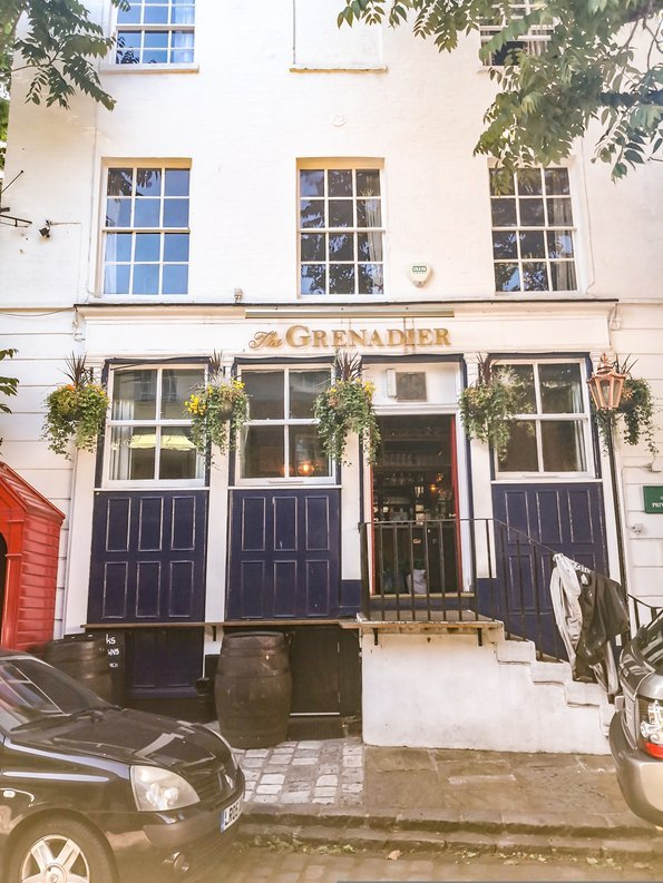 The Grenadier, Belgravia, London