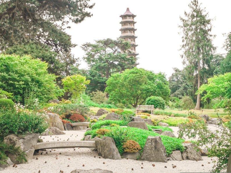 Kew Gardens JApanese Garden