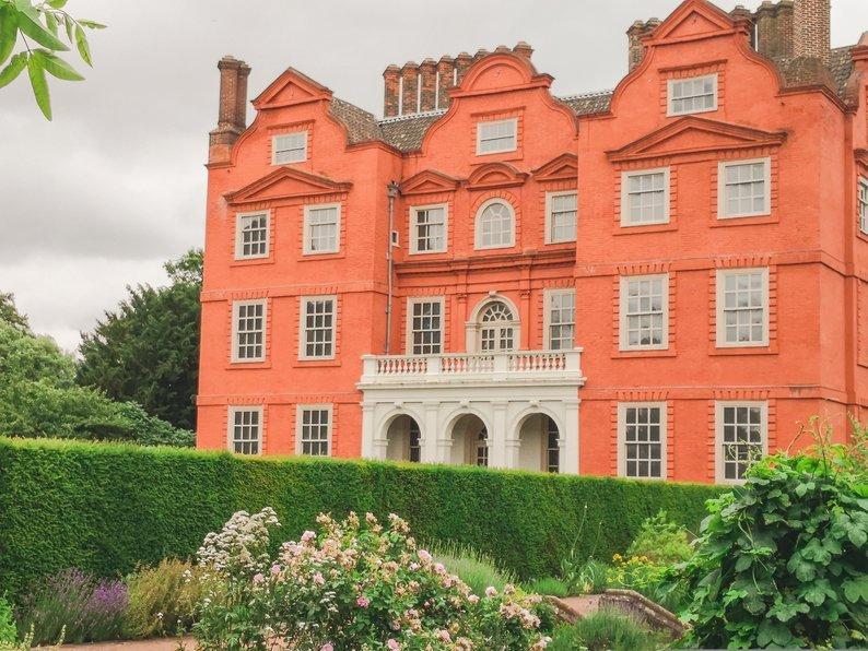 Kew Palace, Kew Gardens, London, England