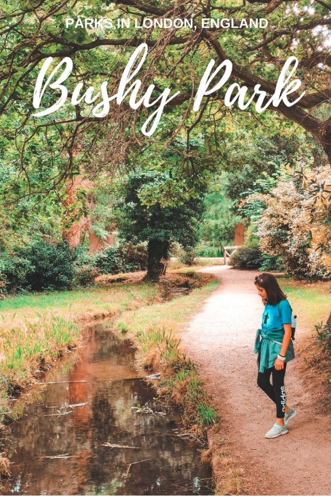 Bushy Park, London, England