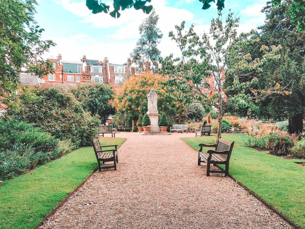 Chelsea Physic Garden, London, England