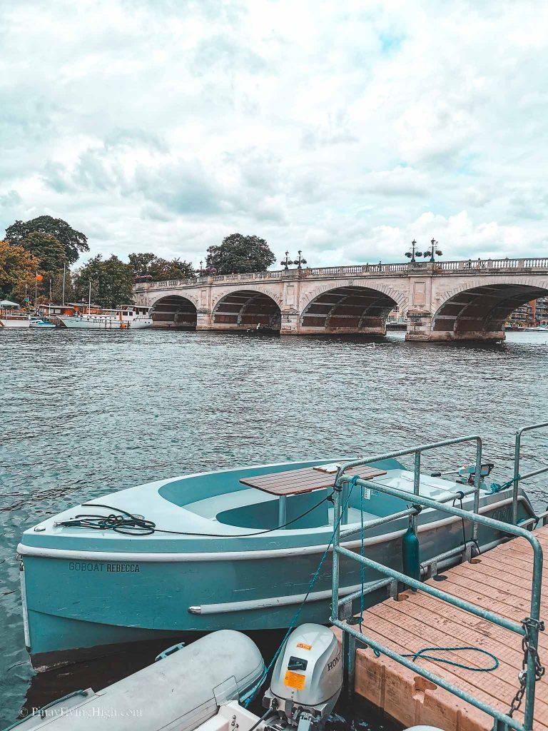 Go Boat London, England