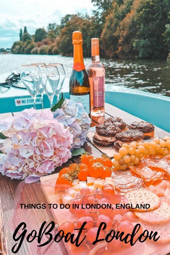 GoBoat London, England