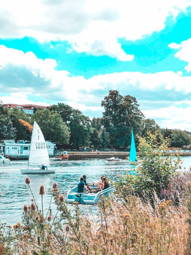 Kingston Riverside, London, England