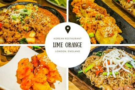 Lime Orange Restaurant, London, England