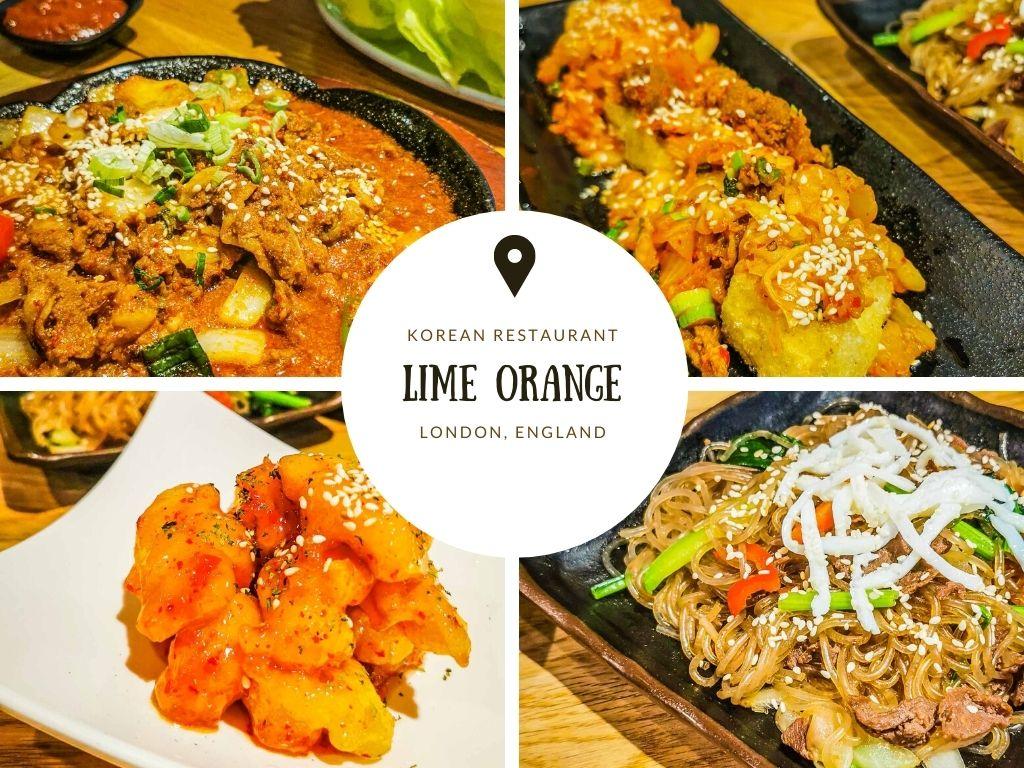 Lime Orange Restaurant, London, England