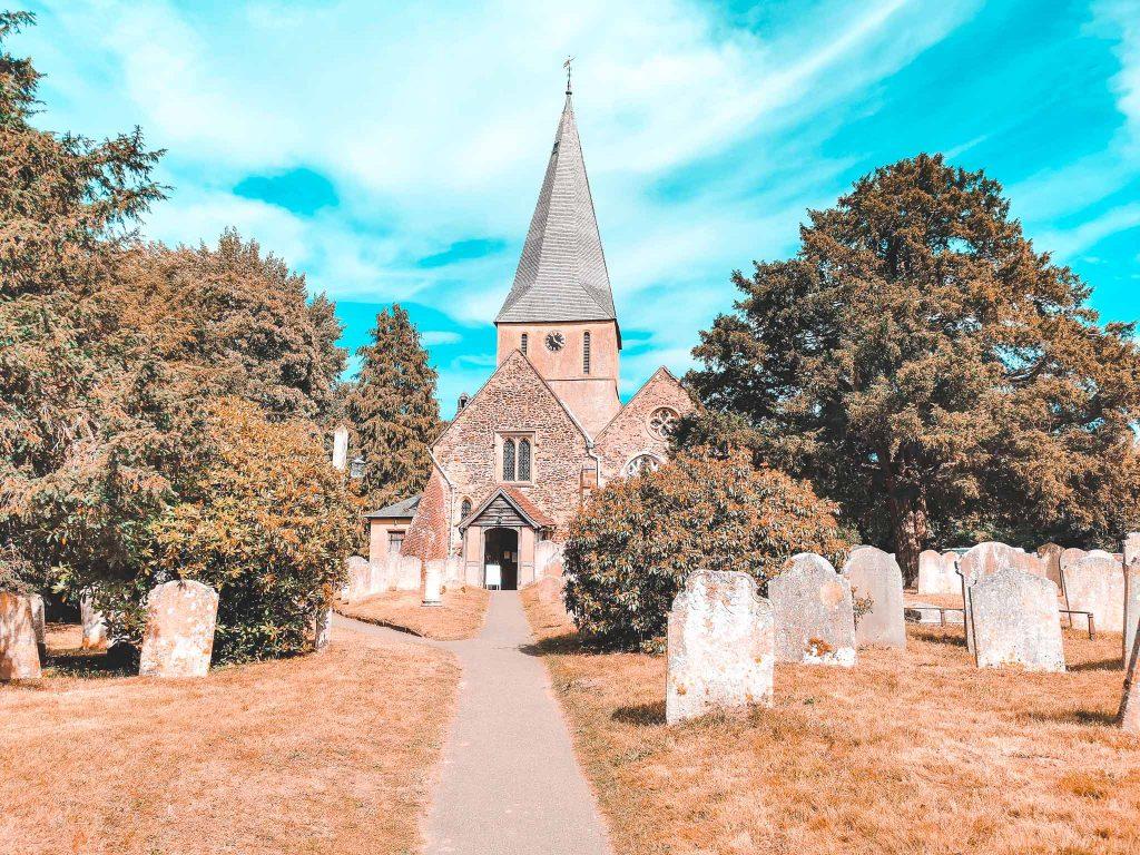 Shere, Surrey, England