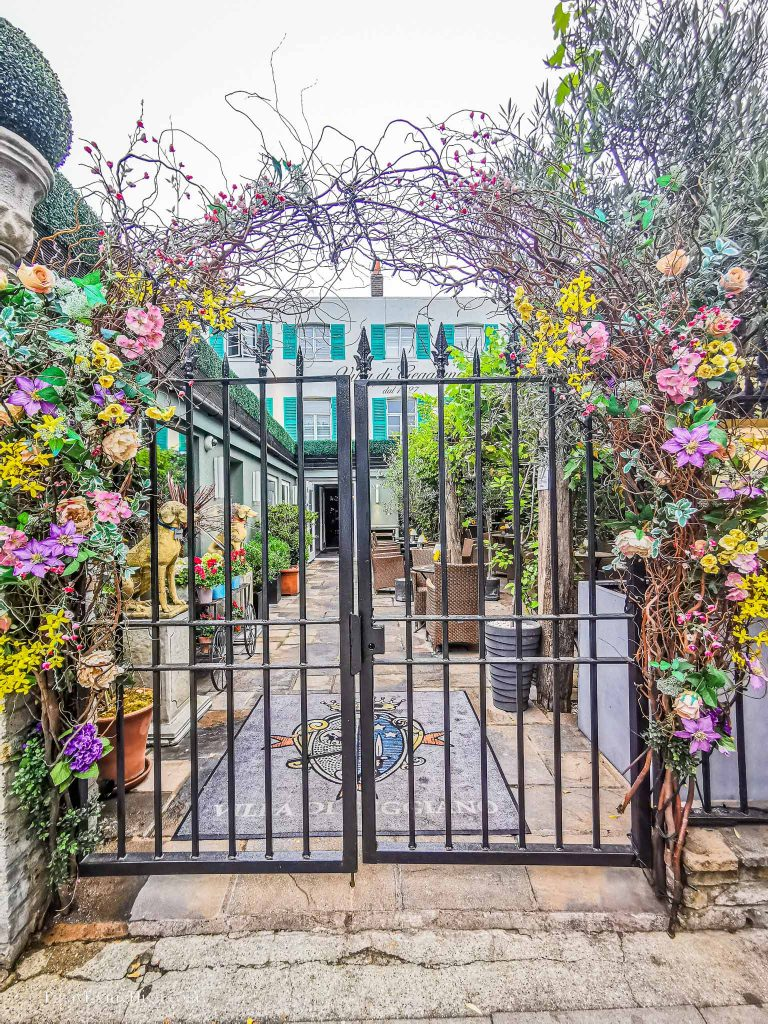 Villa di Geggiano, Chiswick, London, England