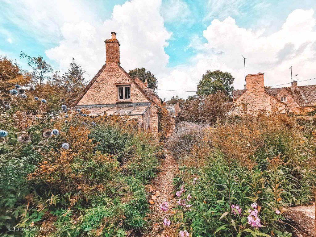 bibury, gloucestershire, cotswolds, england