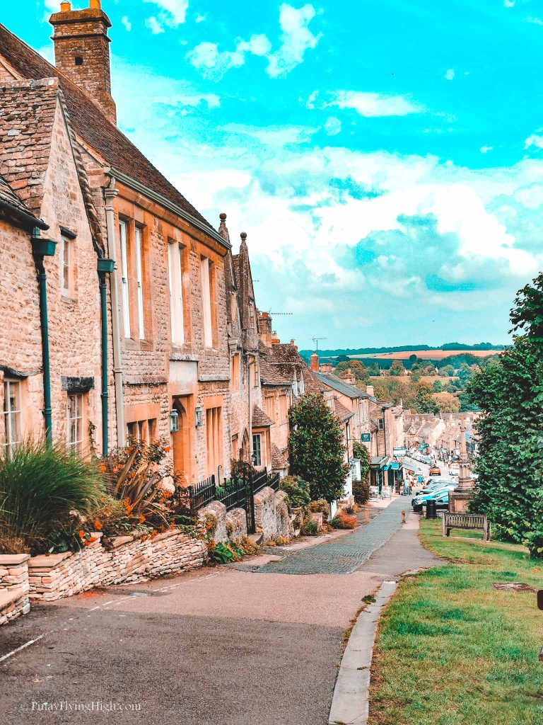 burford, oxfordshire, cotswolds, england