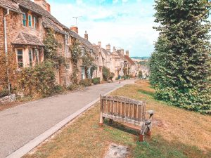 Burford, Cotswold, England