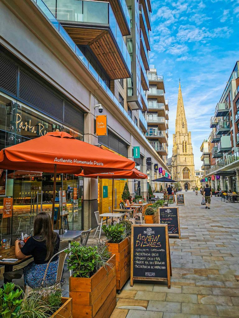 Pasta Remoli, Ealing Broadway, London