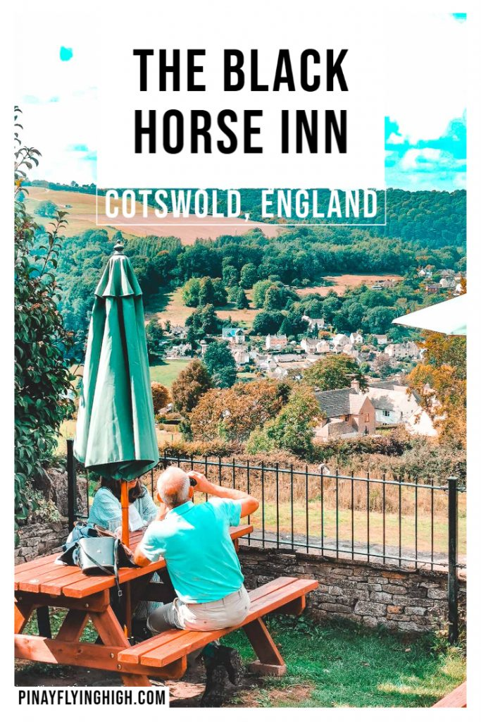 The Black Horse Inn, Stroud, Cotswold, England
