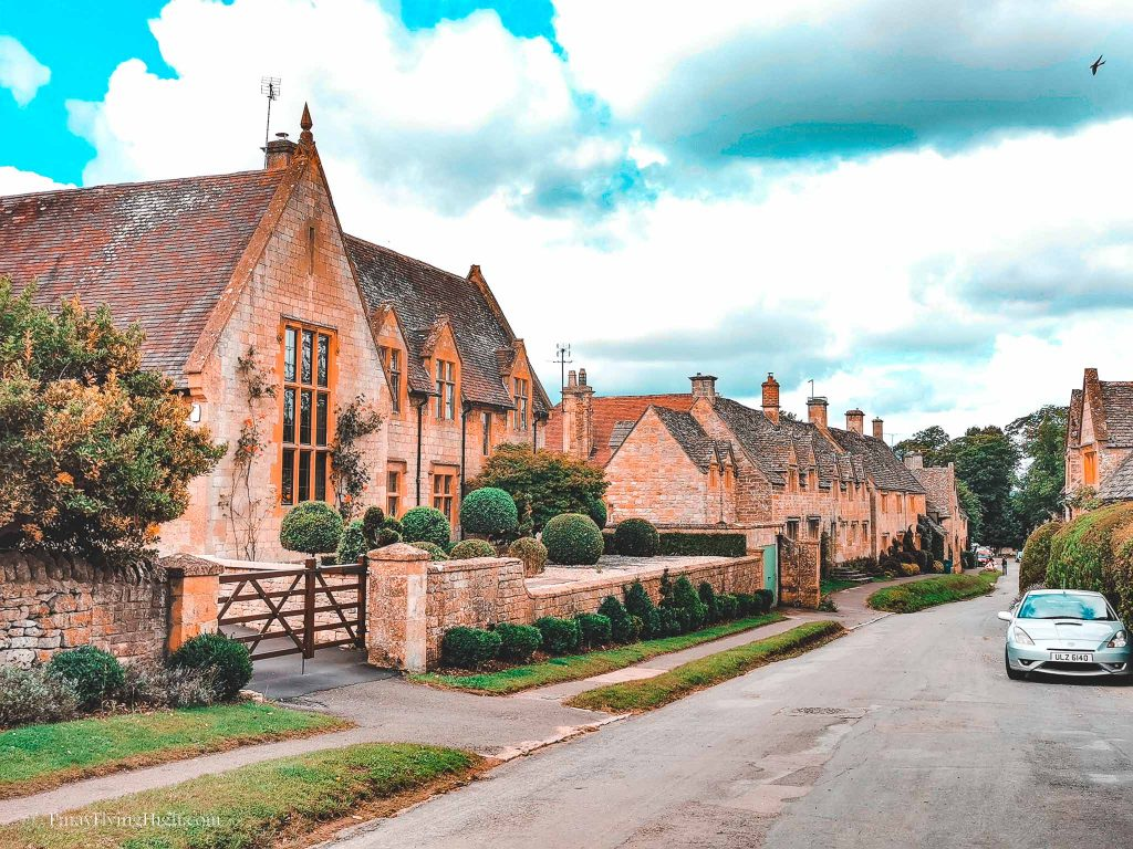 Stanton, Gloucestershire, Cotswold, England