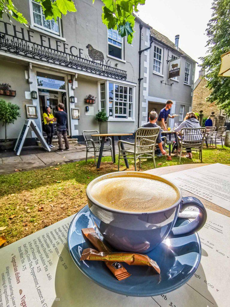 The Fleece Inn, Witney, Oxfordshire, Cotswolds, England