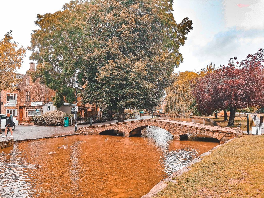 Bourton-On-The-Water, Cotswold, England