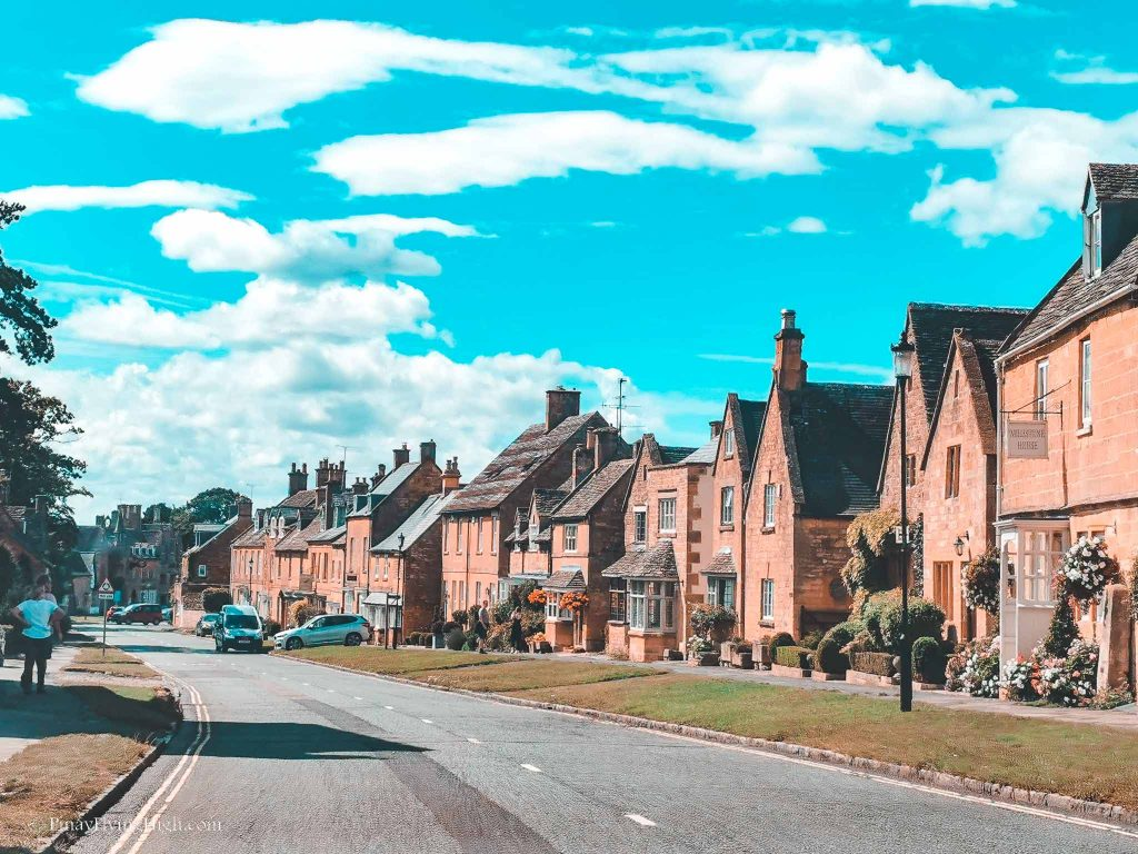 Broadway, Cotswold, England