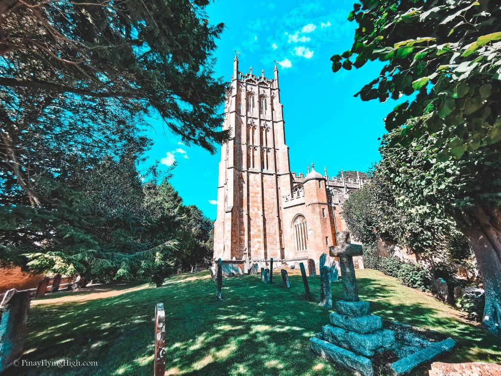 St James Church, Chipping Campden, Cotswold, England