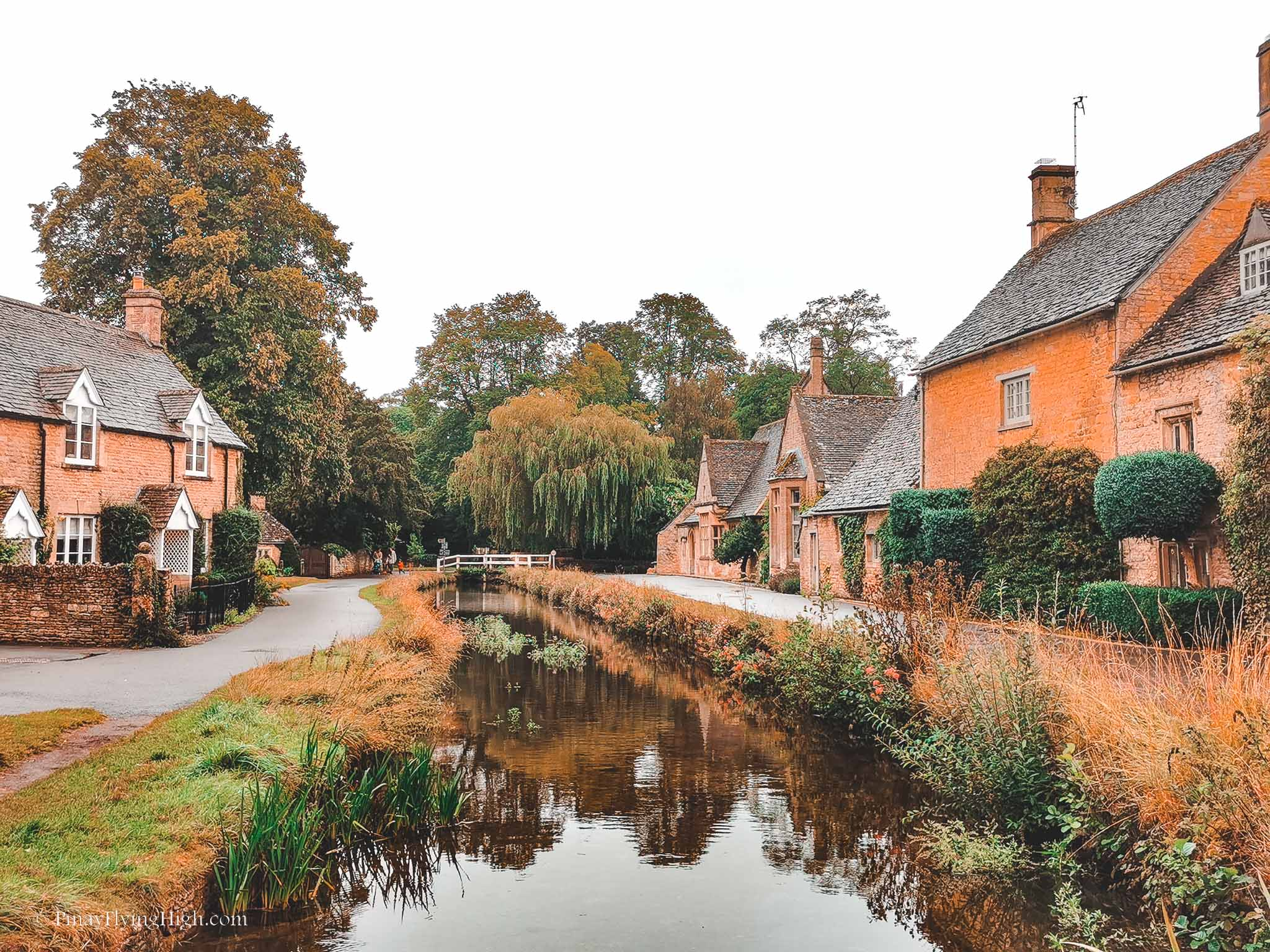 lower slaughter, cotswold, england