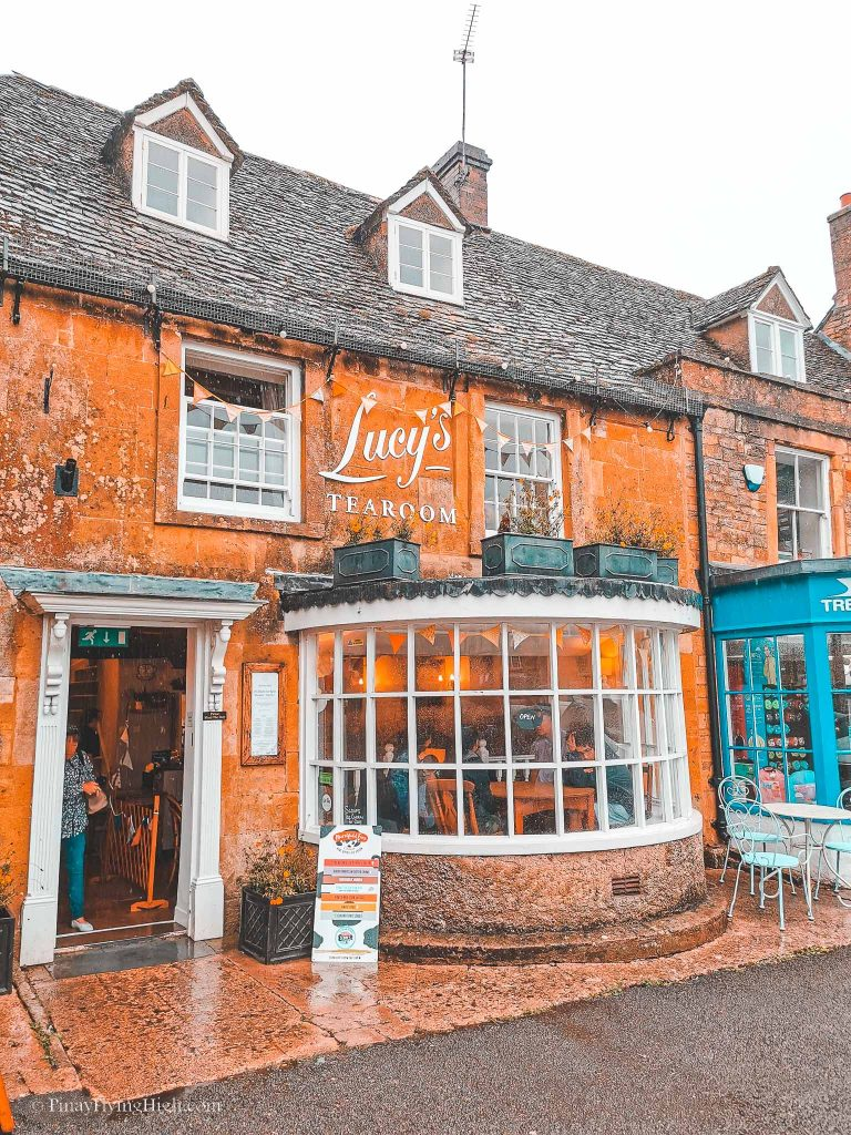 Lucy's Tea Room, Stow-On-The-Wold, Cotswold, England