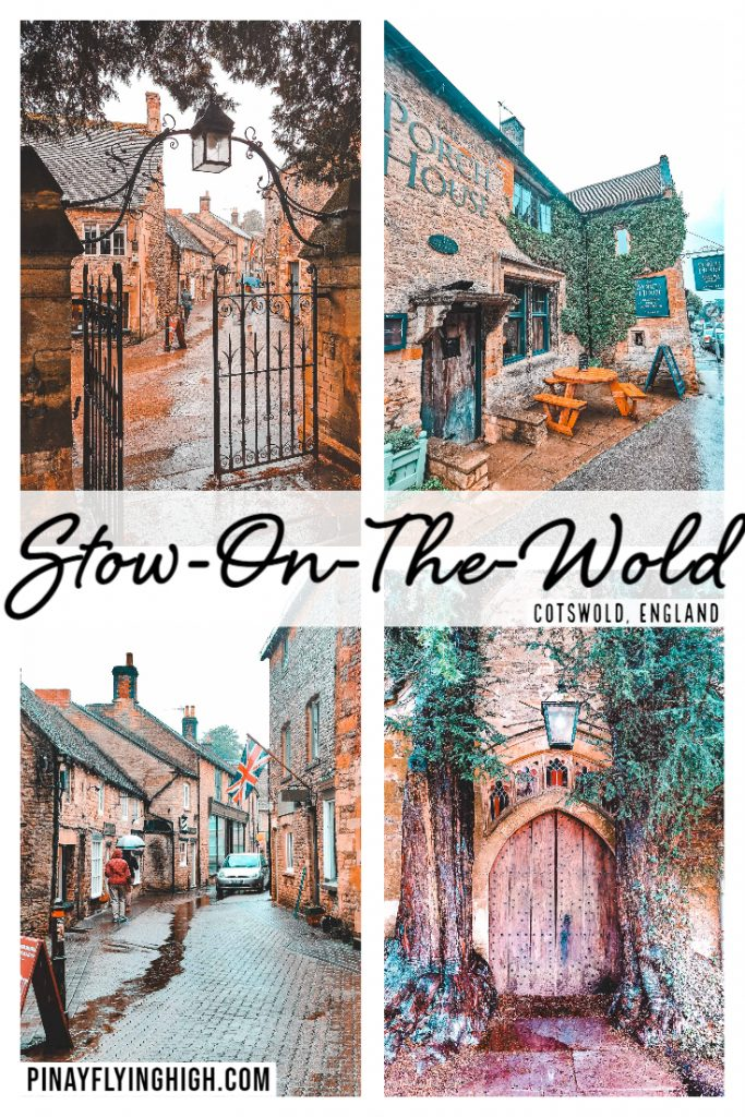 Stow-On-The-Wold, Cotswold, England