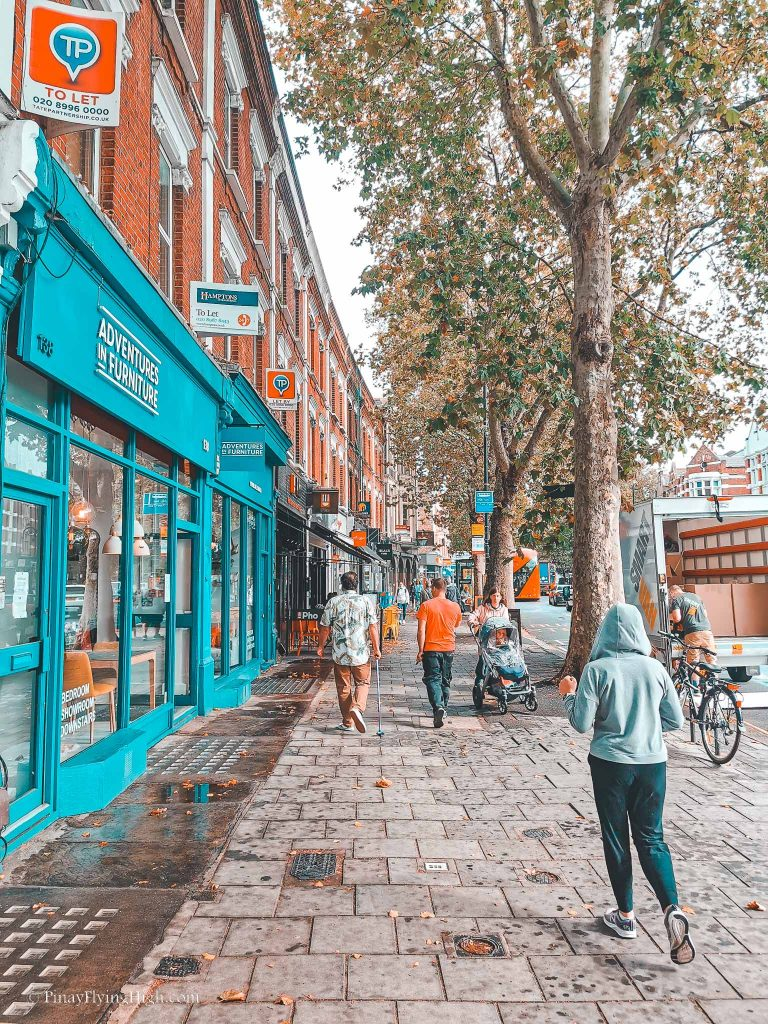 Chiswick, London, England-101