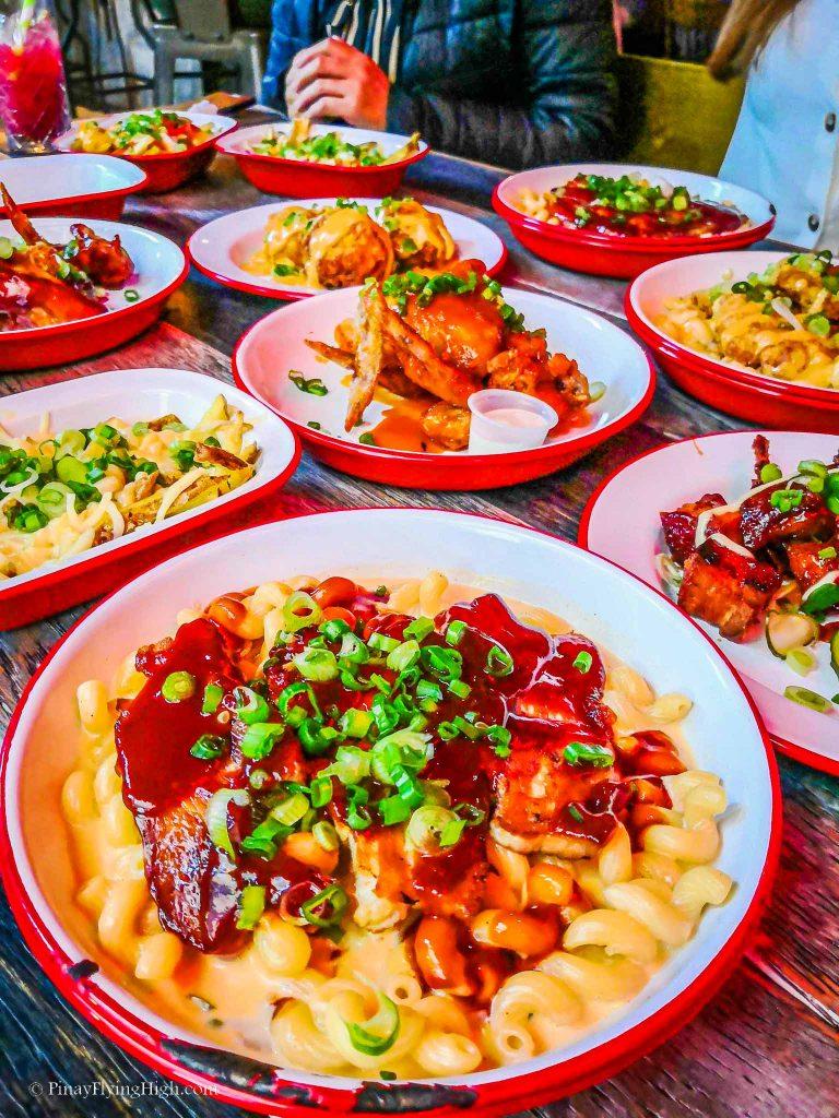 Eat Poor Boys, Kingston Foodie Lane, London, England