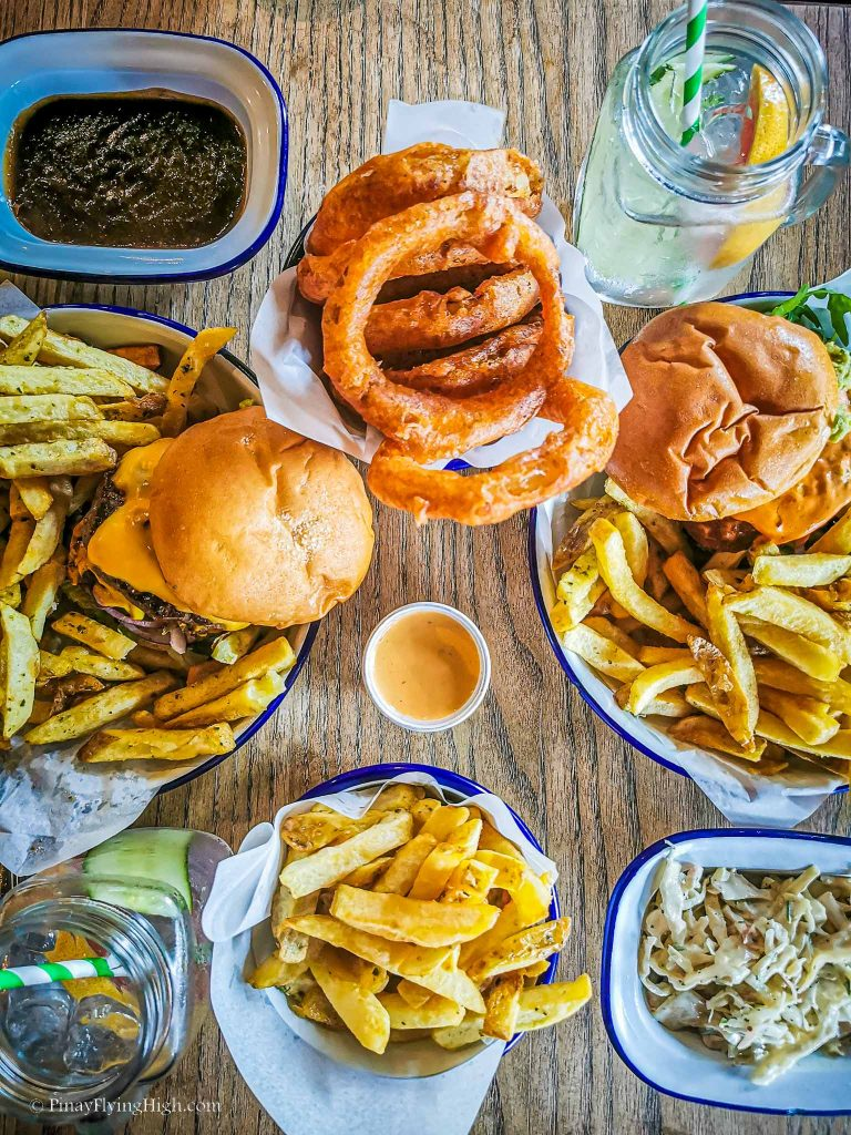 Honest Burgers Chiswick, London, England-103