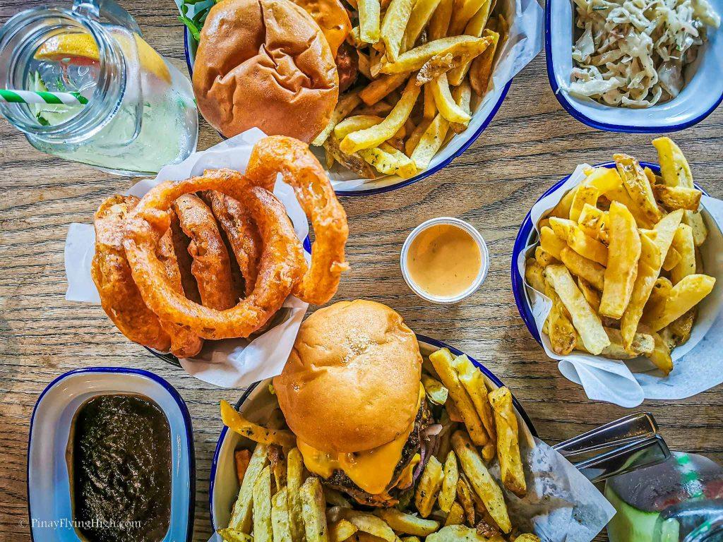 Honest Burgers Chiswick, London, England-104