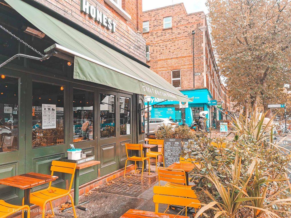 Honest Burgers Chiswick, London, England-110