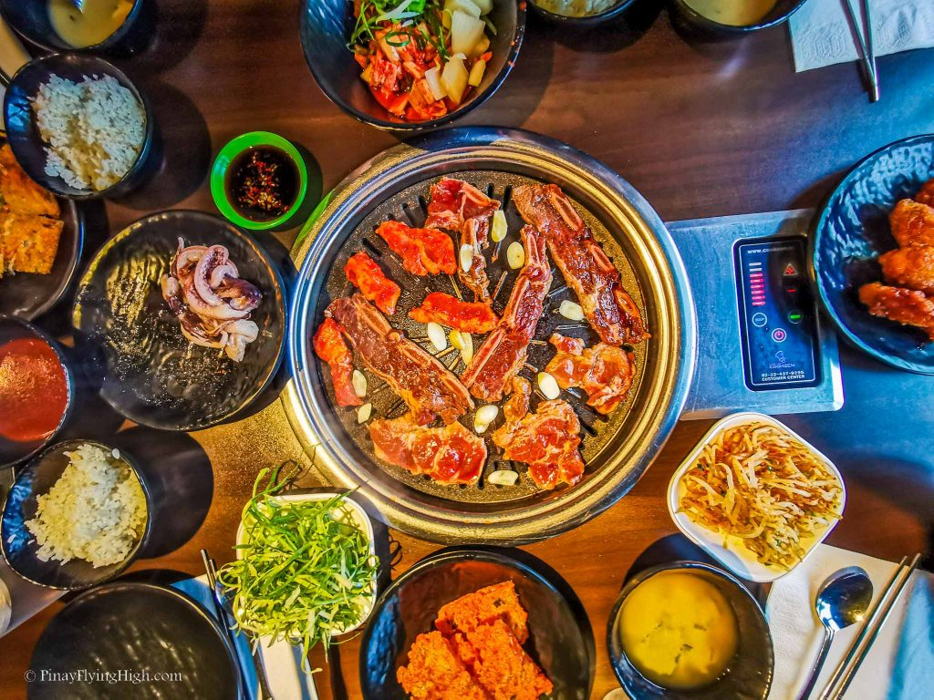 K-Town BBQ, Korean Foodie Trip in New Malden, London, England-101