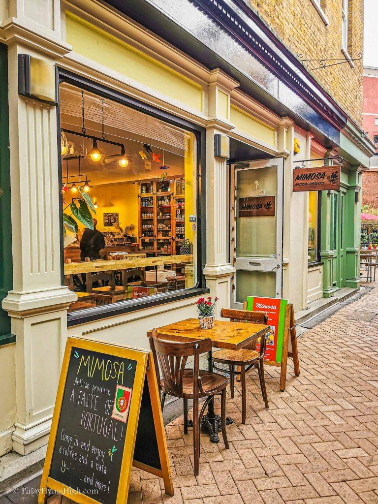 Mimosa, Kingston Foodie Lane, London-102