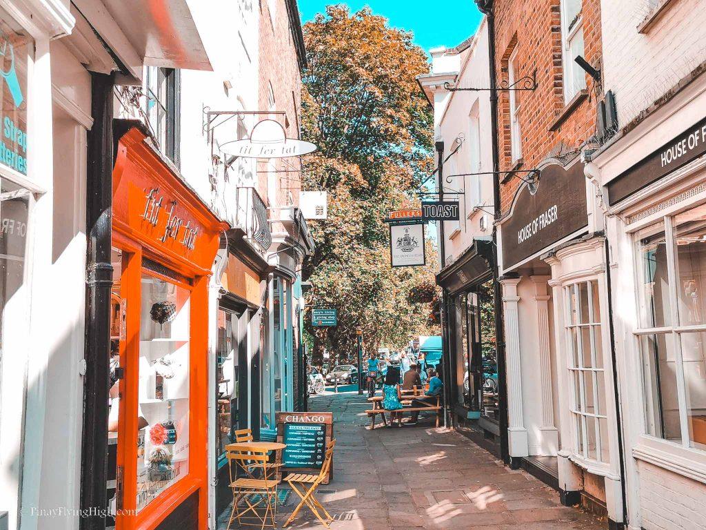 Paved Ct, Richmond, London, England