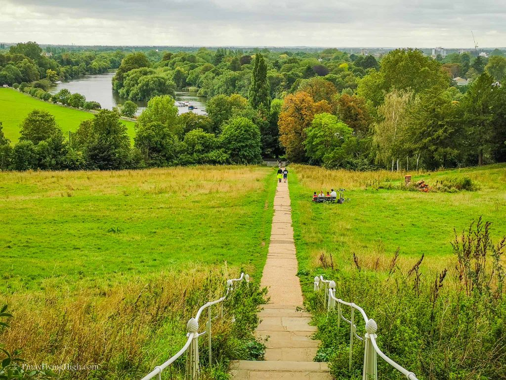 Richmond Hill, Richmond, London, England