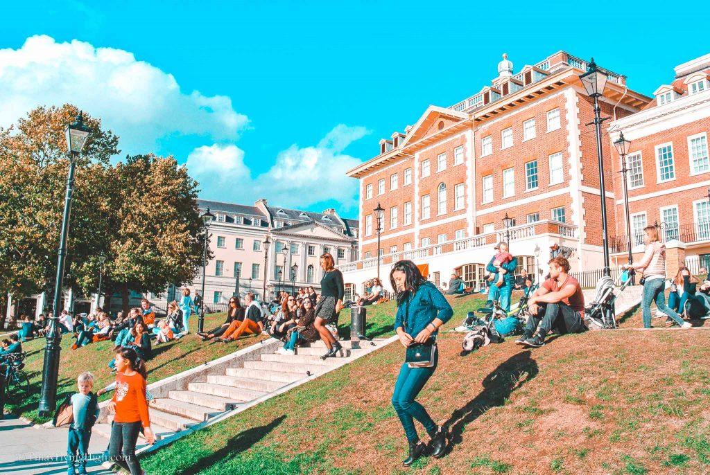 Richmond Riverside, Richmond, London, England-201