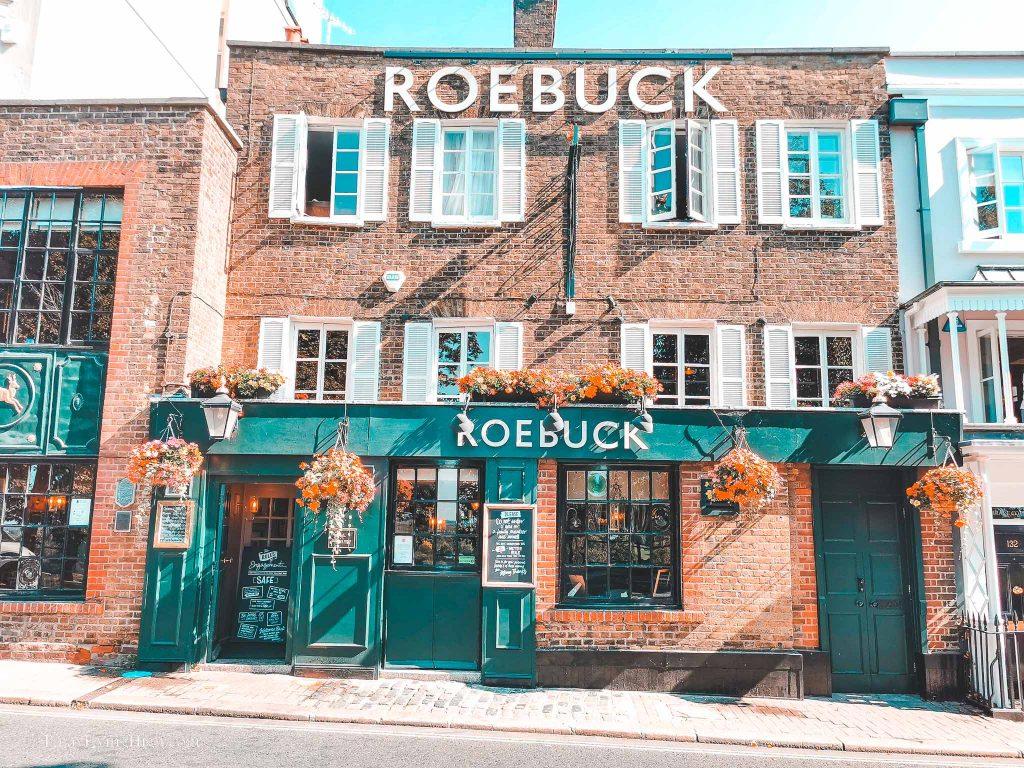 Roebuck, Richmond Hill, London, England