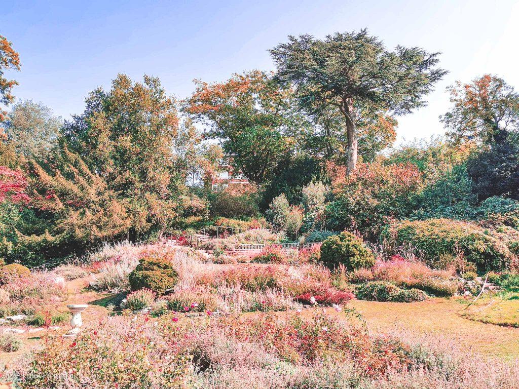 Terrace Gardens, Richmond, London, England-101