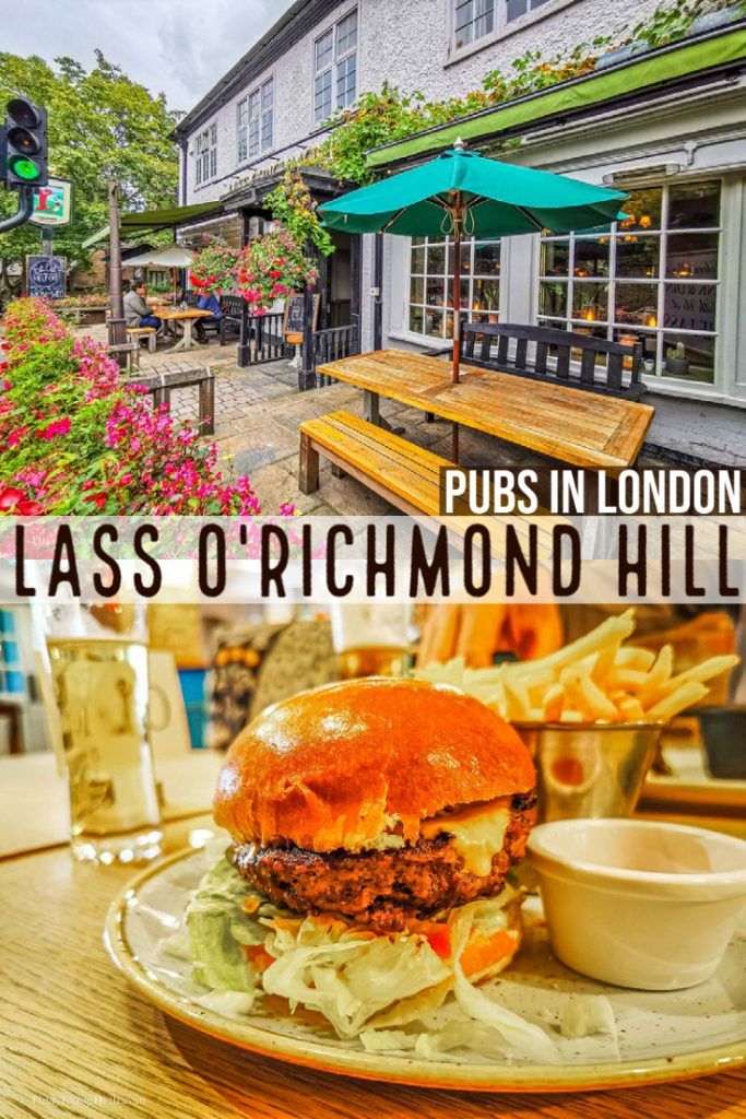 Lass O'Richmond Hill, Pubs In London