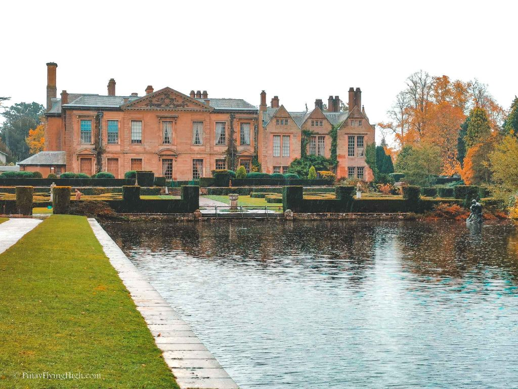 Coombe Abbey Hotel, Coventry, England-113