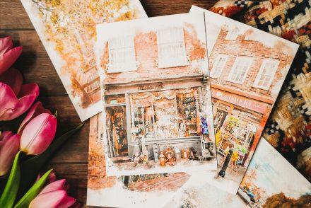 Twickenham Postcards